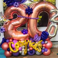 Large Marquee Balloon Delivery