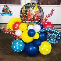 Mini Balloon Bouquet Delivery