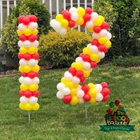 Balloon Numbers - Classic