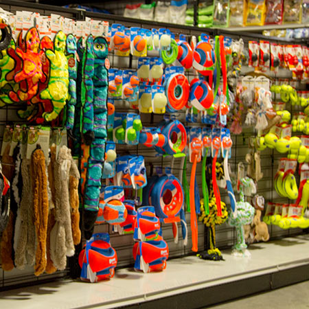 Pet Toys & Feed