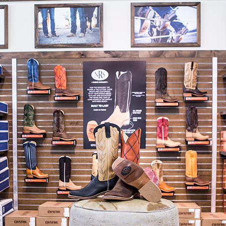 Over 10,000 Boots in Stock