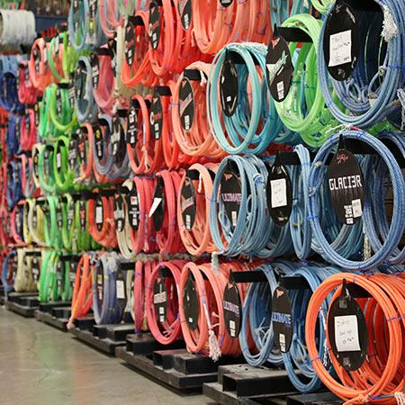 Fresh Ropes