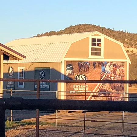 Simpsons Ranch Arena NRS Tack Shack