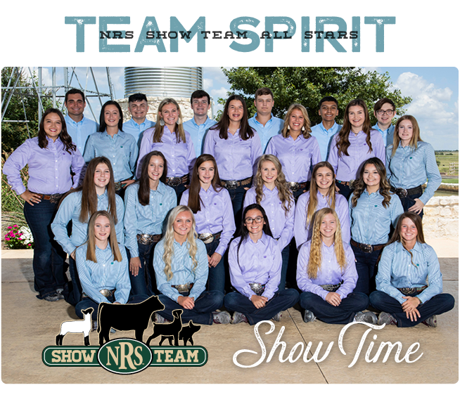 NRS Show Team 2020