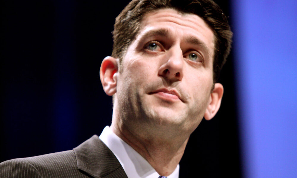 Paul Ryan Rips Republican Attempts to Reject Electoral College Vote Are 'Antidemocratic and Anti-conservative'