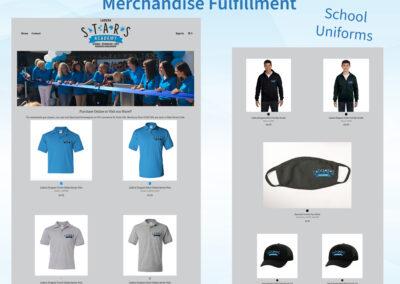 Merch Fulfillment - School Uniforms - Ladera