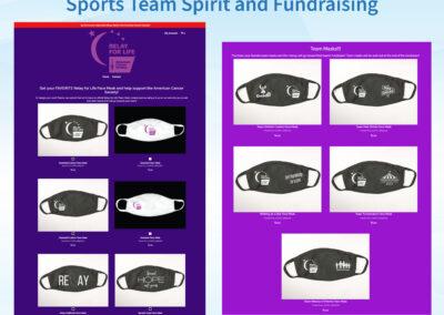 Team Spirit and Fundraising Store - RFL