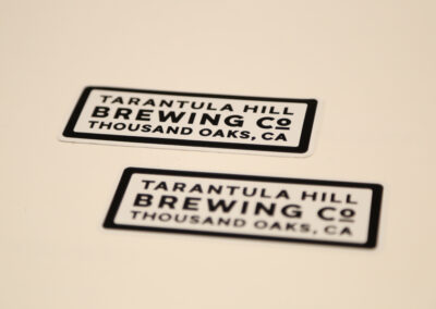 Decals for our Favorite Brewery