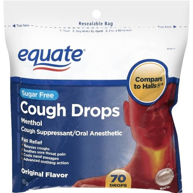 coughdrops