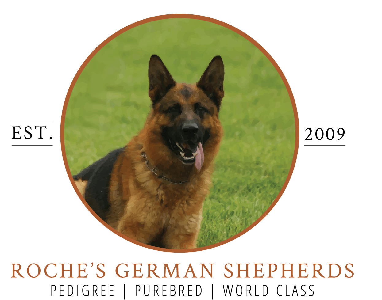 Roche's German Shepherds