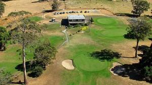exeter golf club ninth hole club house