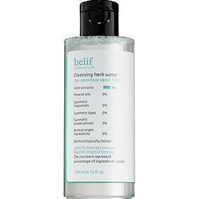 Belif- Cleansing Herb Water ($26)