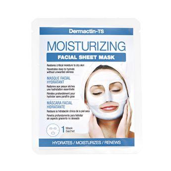 Dermactin-TS Facial Sheet Mask ($2.50)