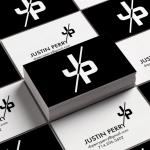 JP Logo + Card
