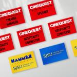 Cinequest - Buttons