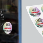 Cinequest - Window Stickers