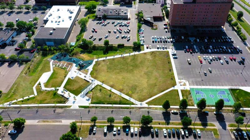 How TPL helped improve park access for 6,000 St. Paulites