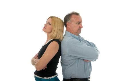 Couple - Divorce
