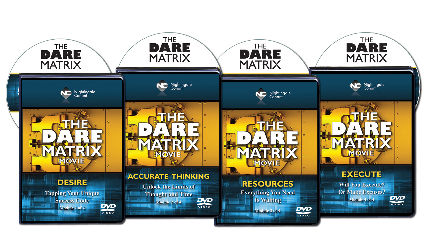DARE COVERS BOXED SET