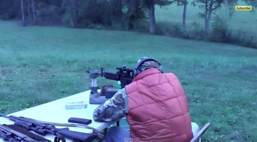 Smith & Wesson M&P15X Rifle