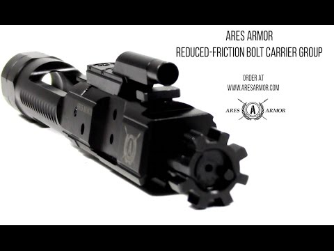 Ares Armor Reduced Friction Bolt Carrier Group