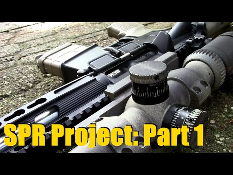 Special Purpose Rifle Build - Parts and Components