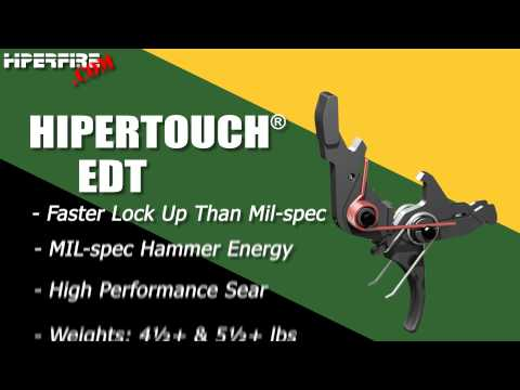 HIPERTOUCH EDT Fire-Control Drop-in