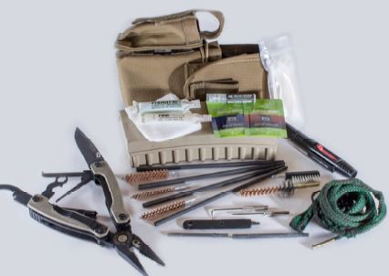 MS Clean Double Magazine AR-15 Cleaning Kit