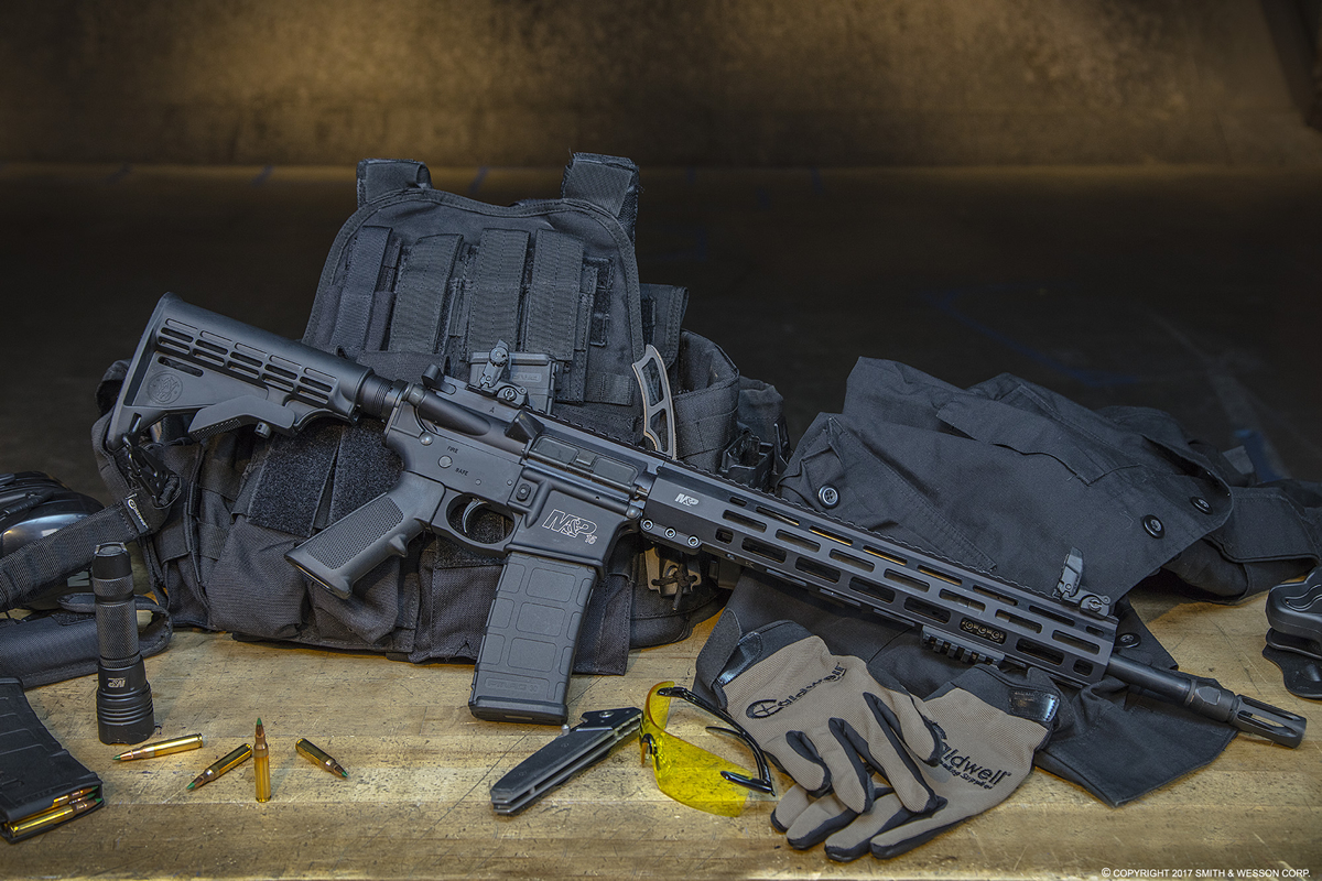 Smith & Wesson M&P15T