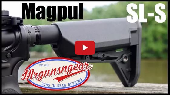 Magpul MOE SL-S Stock for AR-15 Carbines