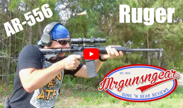 AR-15 Review - Ruger AR-556