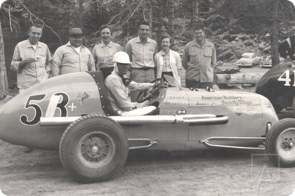 Frenzel Lincoln At Pikes Peak