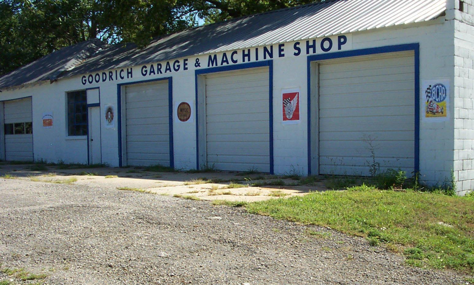 Goodrich Shop