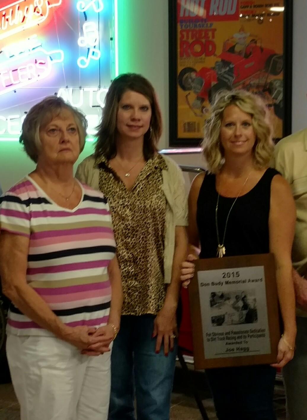 The Don Buddy Award