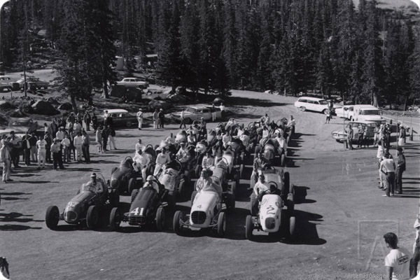 Pikes Peak Champ Cars