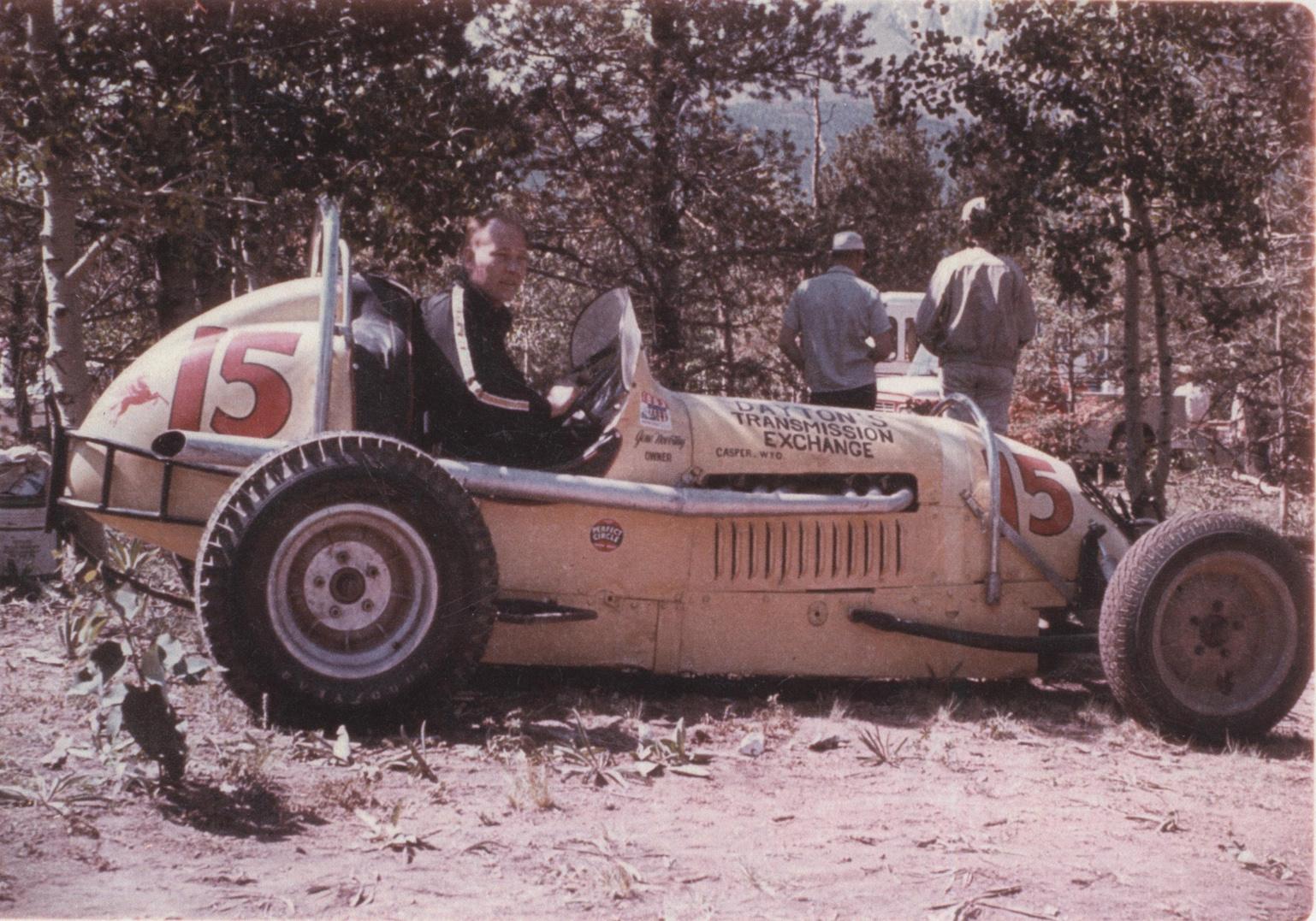 Bumble Bee - Pikes Peak 1965
