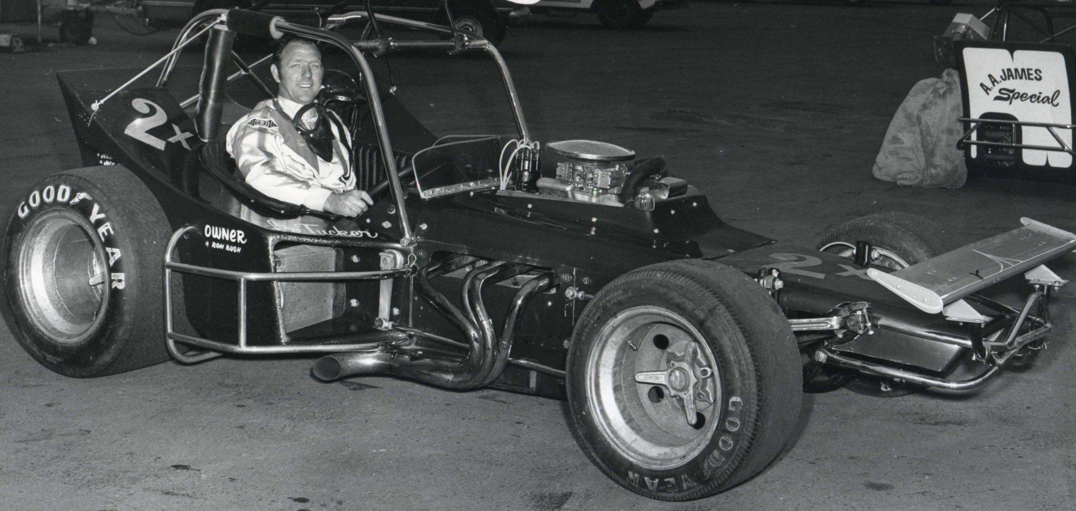 Leo Tucker and Malloy Built Roadster