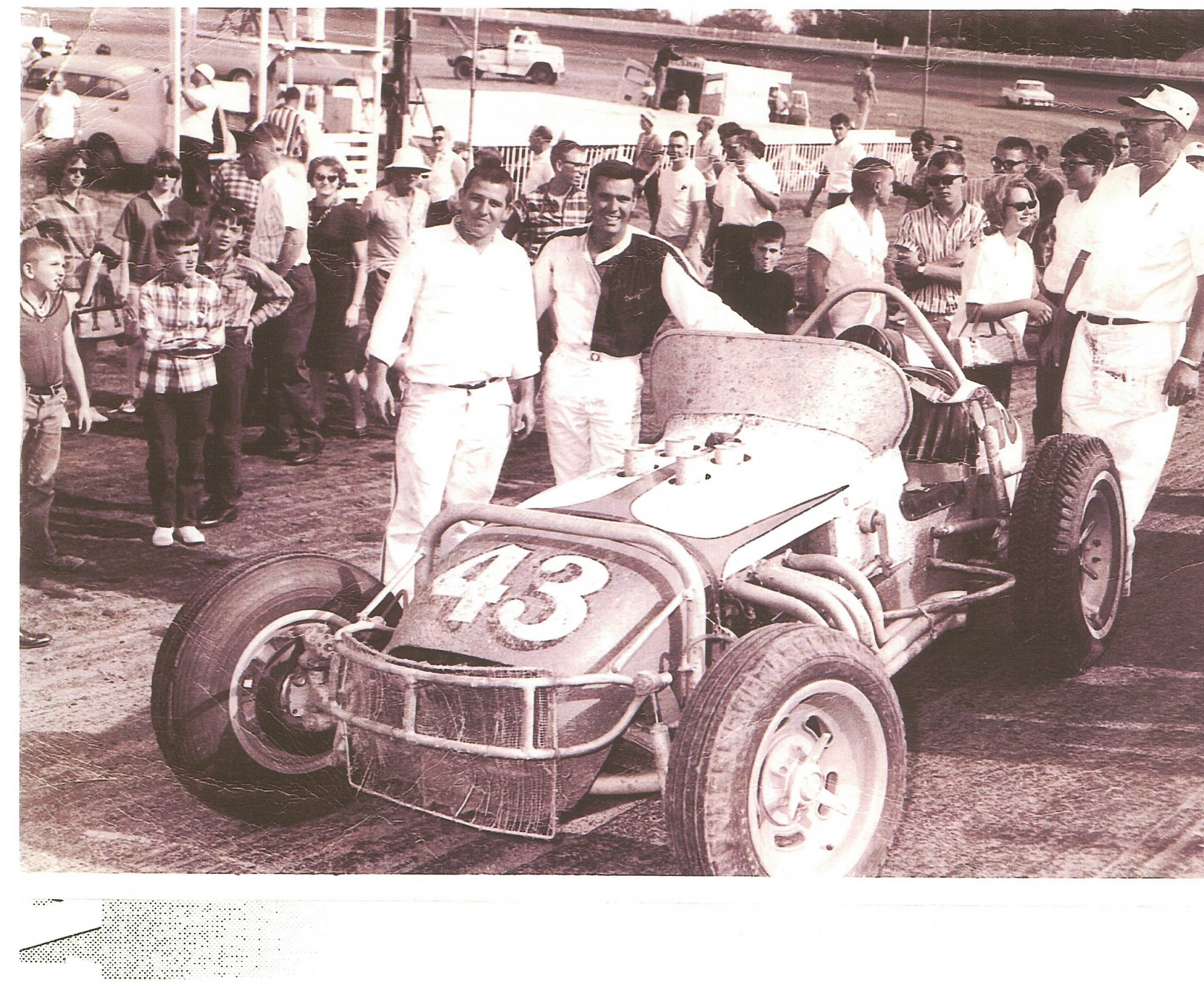 #43 Champ Car - Belleville, 1965