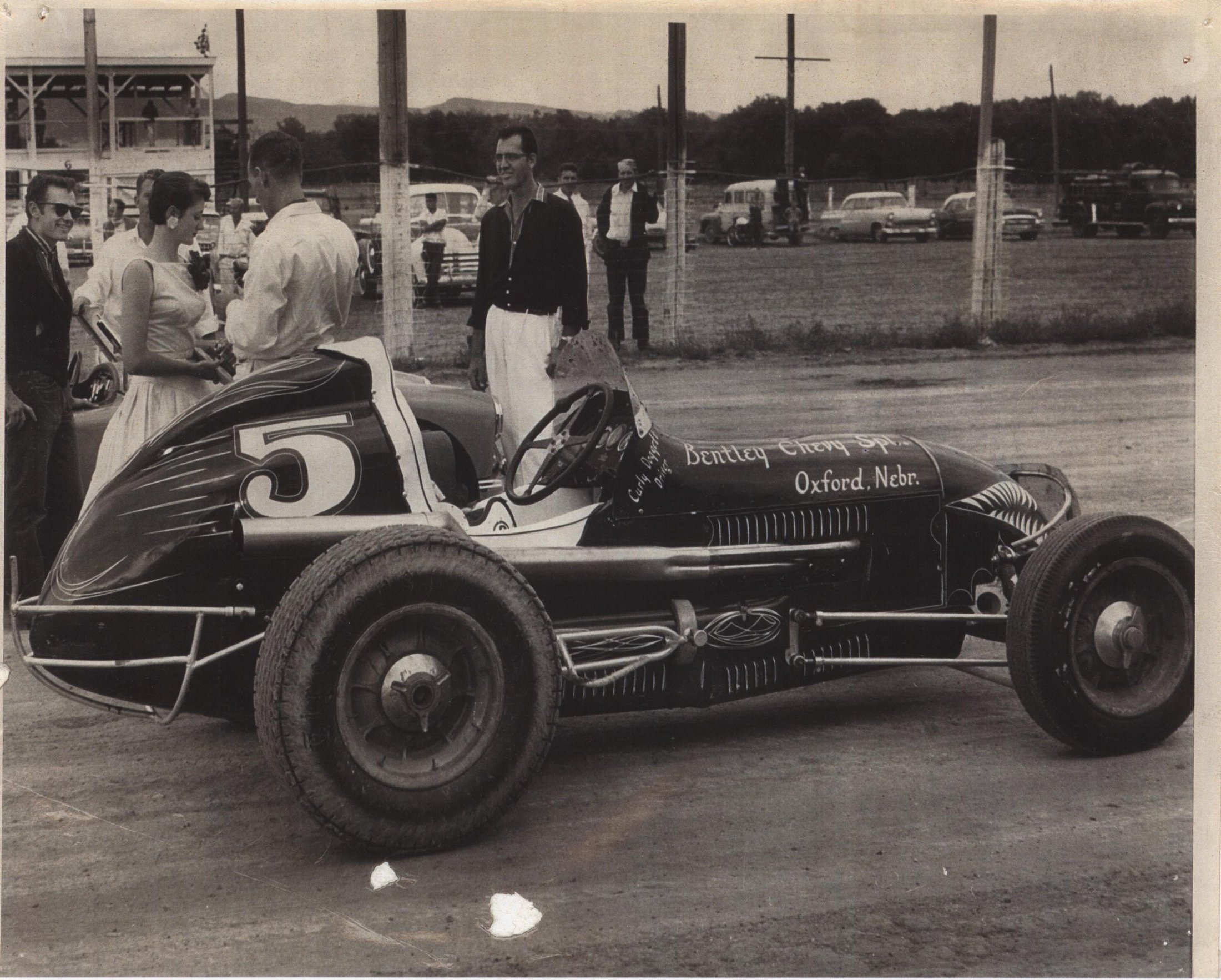 1958 - Canyon City, CO.