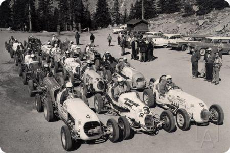 1959 Hill Climb Photo