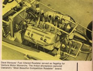 Ardun Moller-adams Hemi Developed By Ct Roadster