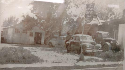 Blanot Car Lot - Denver