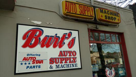 Blonot Garage, Machine =Shop And Auto Parts