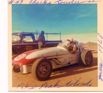 Charlie Lowderman Champ Car
