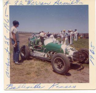 Warren Hamilton At Belleville 65109