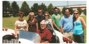 Grady Wade And Family