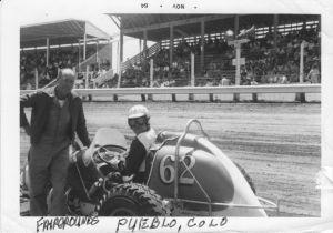 Kouba and Hamilton at Pueblo
