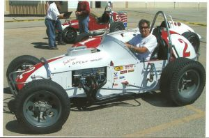The Restored Denny Oltman Chevy