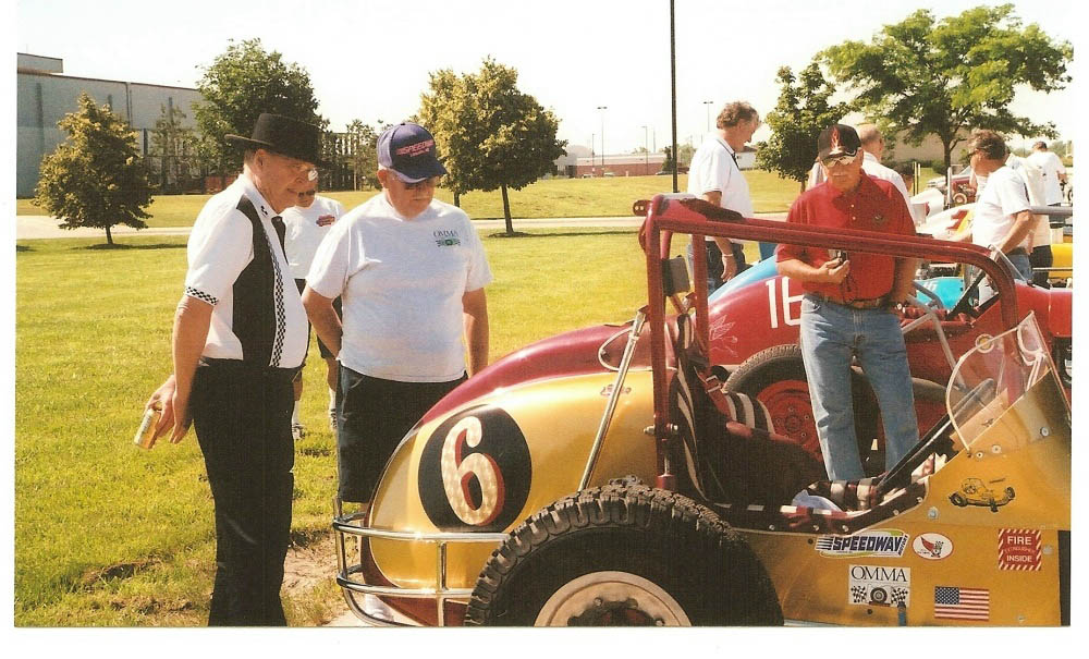 Bill Smith And Gary Garney Johnson