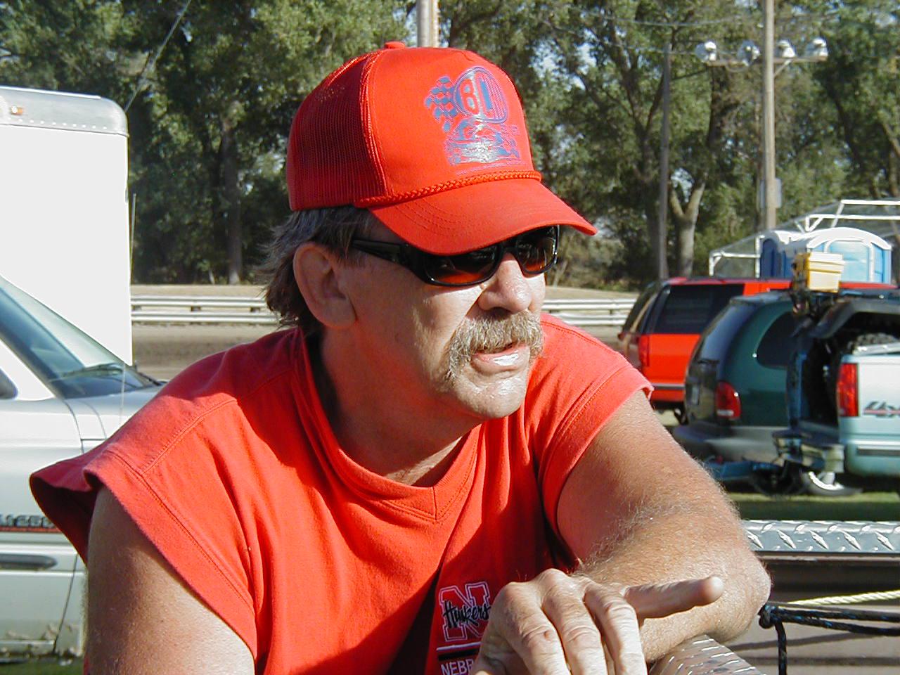 BCRA Historian Gary Wolfe